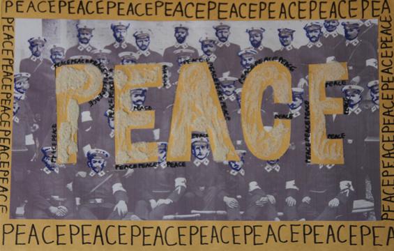 Letter-ID.  von Wir wollen alle Frieden!, Angelika Lipp, angelika.lipp@t-online.de