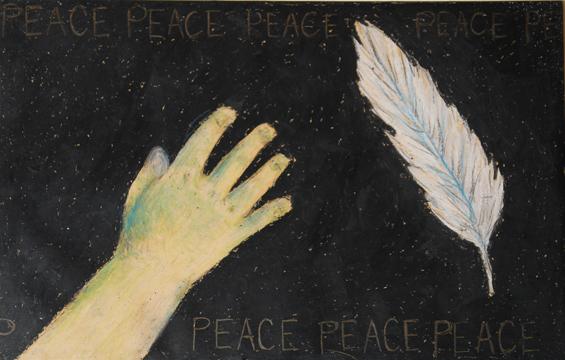 Letter-ID.  von Frieden in greifbarer Nähe, Angelika Lipp, angelika.lipp@t-online.de