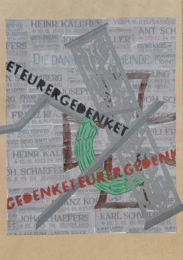 Letter-ID.  von Johanna Arens