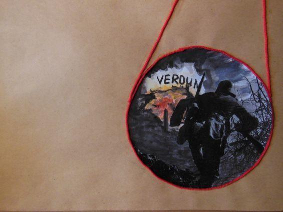 Letter-ID.  von 25. Februar 1916 (Teil 1): Die Hˆlle Verdun Jana Bollweg, janaboll@mail.uni-paderborn.de