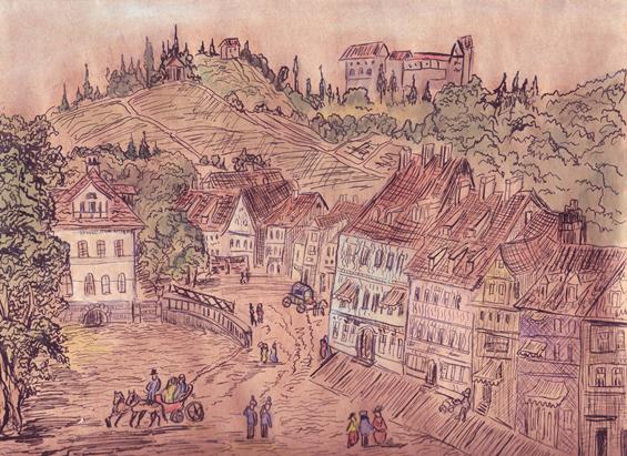 Letter-ID.  von Eisenach um 1850, Michelle Pfingst, Michelle.pfingst@t-online.de