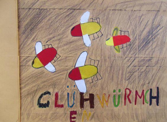 Letter-ID.  von Klasse 5, Glühwürmchen