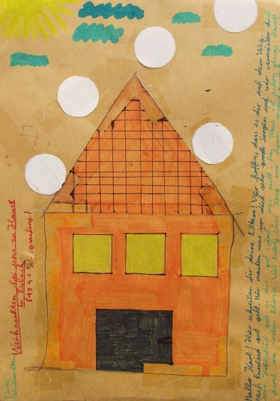 Letter-ID.  von Klasse 7, Weihnachtspost