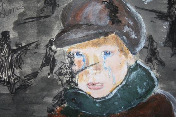 Letter-ID.  von Kindheit im Krieg, Laura Brauner