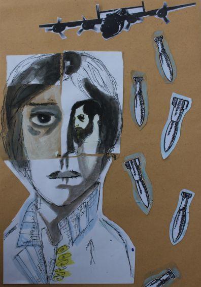 Letter-ID.  von Granatengeräusche, Matea Cubelic