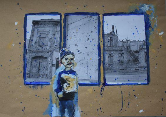 Letter-ID.  von Abschied von unserem Heim, Matea Cubelic