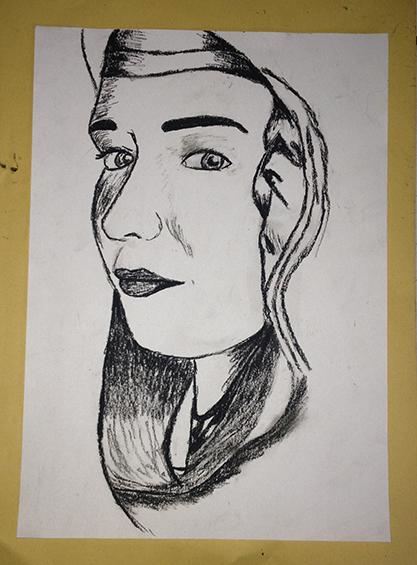 Letter-ID.  von Porträt einer jungen türkischen Frau zur Zeit des Zweiten Weltkrieges, Reyhan Dural, rdural@gmx.net
