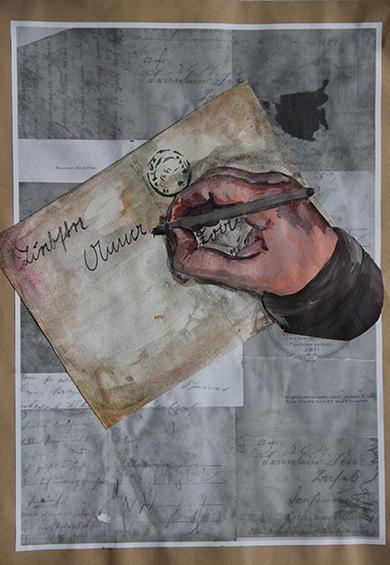 Letter-ID.  von Mein Ururgroßvater, Friederike Rechner, friedarechner@aol.com