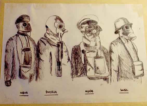 Letter-ID.  von Lara Krüger