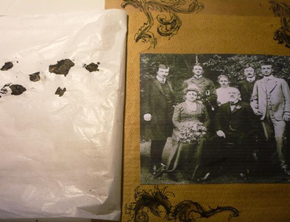 Letter-ID.  von Verblasste Erinnerung, Michelle Pfingst, Michelle.pfingst@t-online.de